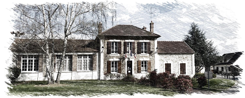 Mairie de Nainville les Roches